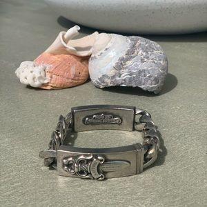 Jewelry - Chrome Hearts Silver Bracelet